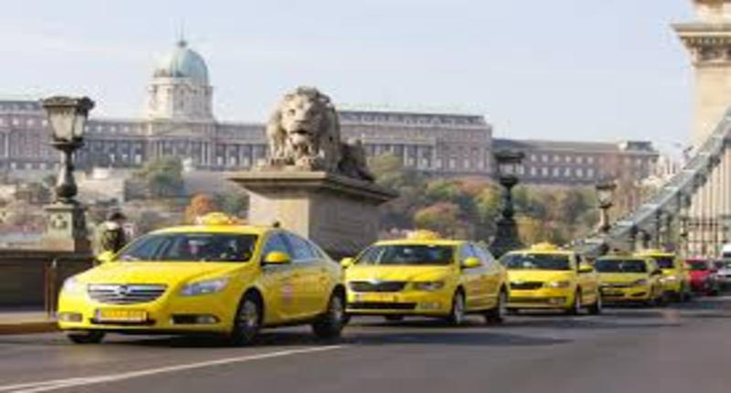 Hungary Taxi Ranks