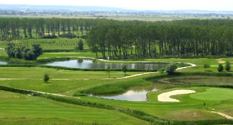 Hungary Birdland Golf & Country club in Bukfurdo, West Hungary