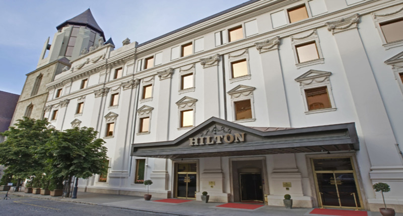 Hungary Hilton Budapest Castle District