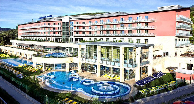 Hungary Thermal Hotel Visegrad