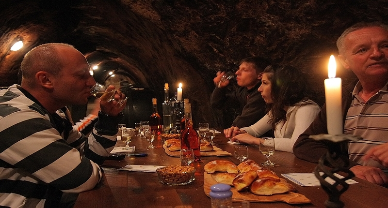 Hungary Tokaj Wine Tour from Budapest