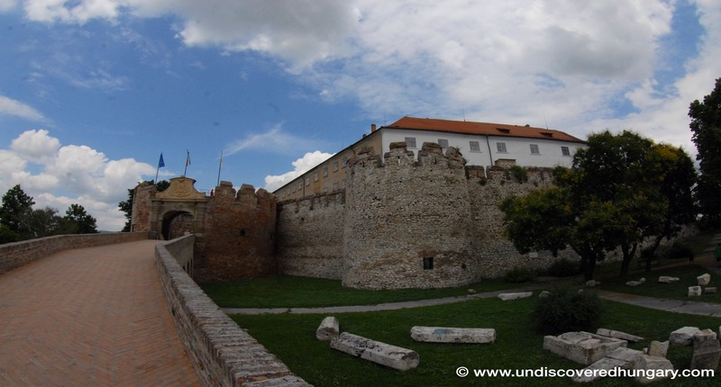 Hungary Siklós castle (Southern Transdanubia)