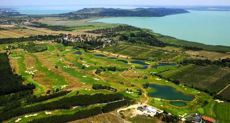 Hungary Royal Balaton Golf & Yacht Club, Balatonudvari
