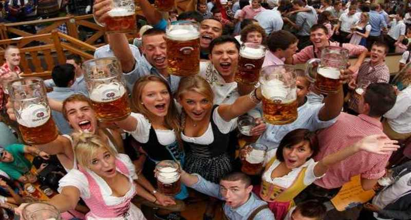 Hungary Oktoberfest in Budapest, September 29 - October 2