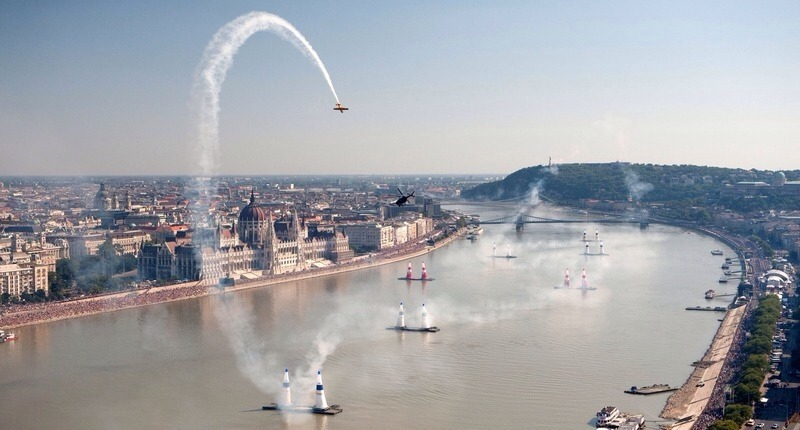 Hungary Red Bull Air Race, Budapest