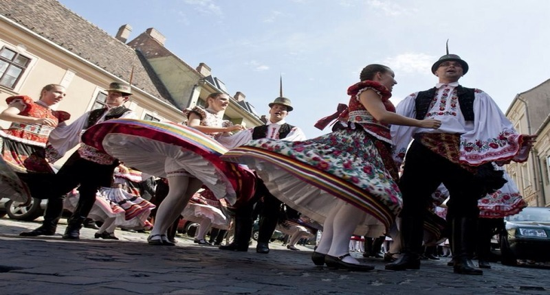 Hungary Wine festivals and events