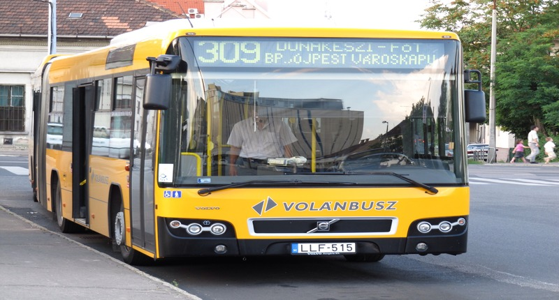 Hungary Bus and Tram schedules in Hungary