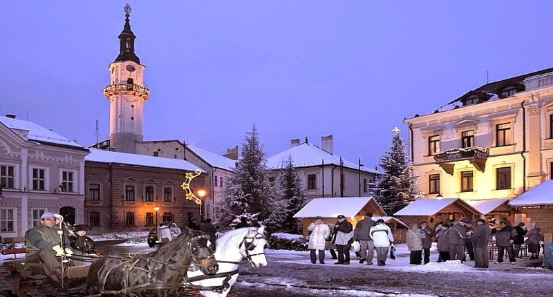 Hungary Christmas Tours in Hungary