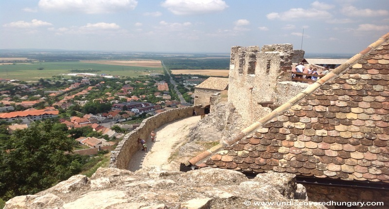 Castle-sumeg-view-hungary