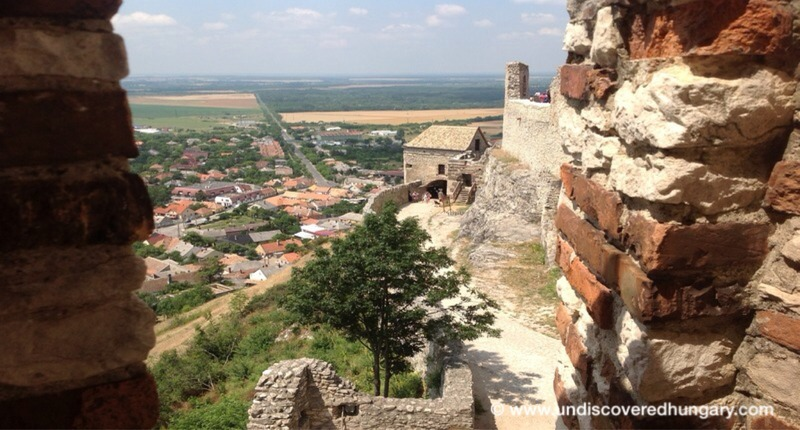 Sumeg_view_hungary