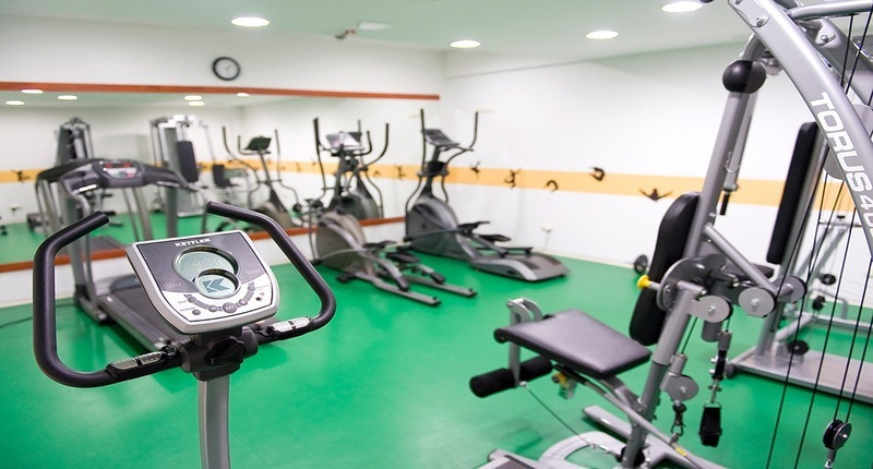 Airport_hotel_gym_budapest_hungary